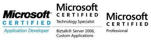 Microsoft Certificerings Logo's
